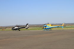 Aviaxess Helicopter and Jet