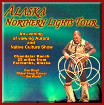 ‪Alaska Northern Lights Tour‬