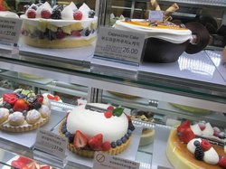 Paris Baguette Bakery Cafe
