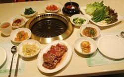 Sam Mok Korean Restaurant
