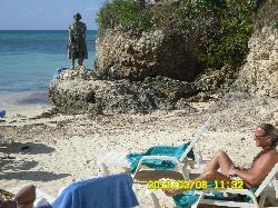 same little beach