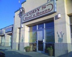 Cody's Beef'n Beans