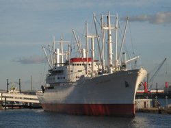 Schiff Cap SanDiego