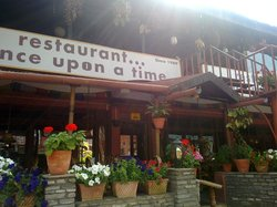 Once Upon A Time Restaurant