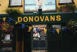 Donovan's Bar
