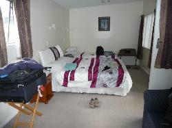 The room we had