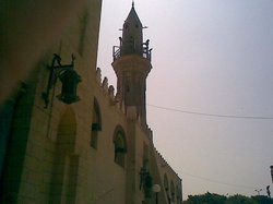 Mosque of Amr Ibn El-Aas