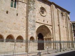 La Iglesia de Santa Maria Magdalena