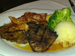 Lord Nelson's Seafood-Steak
