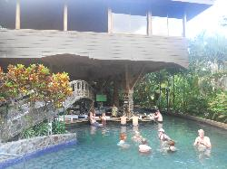 another hot spring pool bar