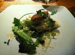 Romaine salad.
