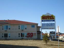 Western Budget Motel Leduc #1