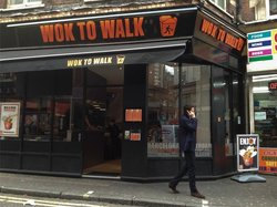 ‪Wok to Walk - Great Windmill St‬