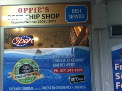 Oppie's Fish & Chips