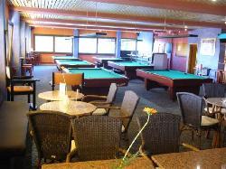 Billardlounge Carambolage + Casino Eightball