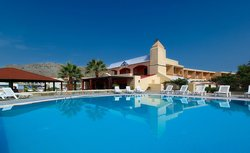 Sun Beach Lindos Hotel