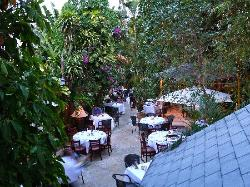 Best outdoor dining in Nassau