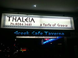 ‪Thaleia Greek Taverna‬