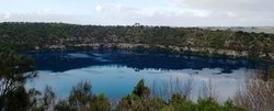 The Blue Lake