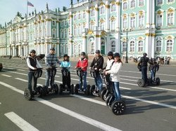 Segway Tours Saint-Petersburg