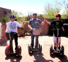 Segway New Mexico