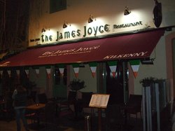 The James Joyce