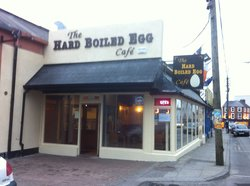 Hard Boiled Egg Cafe