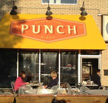 Punch Neapolitan Pizza - Highland