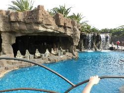 "Le bar de la piscine ""lagoon"""