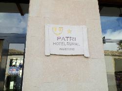Hotel Restaurante Patri