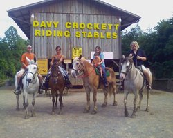 Davy Crockett Riding Stables
