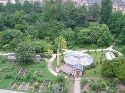 Botanical Gardens of Strasbourg University