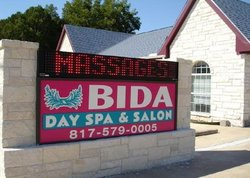 Bida Spa at A Class Act