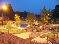Big Don's Wild River Mini Golf