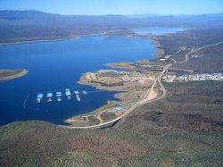 Theodore Roosevelt Lake Marina