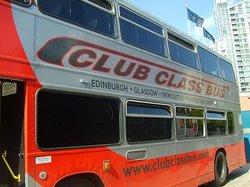 Club Class Bus Tours