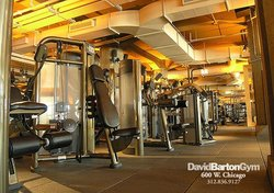 David Barton Gym & Spa - Astor Place
