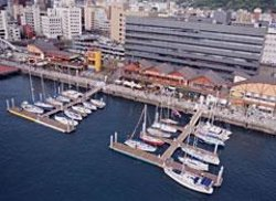 Nagasaki Dejima Wharf