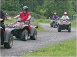 Dulais Valley Quads