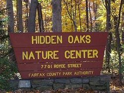 ‪Hidden Oaks Nature Center‬