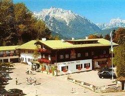 Hotel Zum Turken WWII Bunkers
