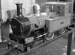 Hove Park Miniature Railway