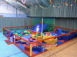 Indoor Spielplatz Kunti-Bunt