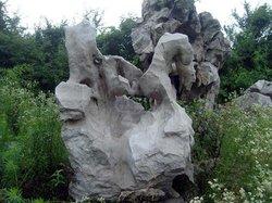 Lunan Appreciation Stone Pavilion