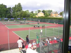 North Wales Regional Tennis Centre
