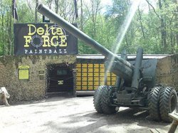 Delta Force Paintball Southampton