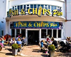 Fish & Chips at the Pier