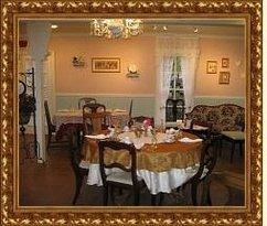 Dusty Rose Tea Room