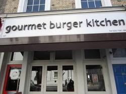 Gourmet Burger Kitchen - Bayswater