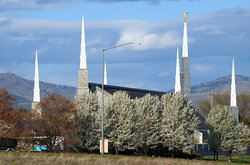 Boise Mormon Temple